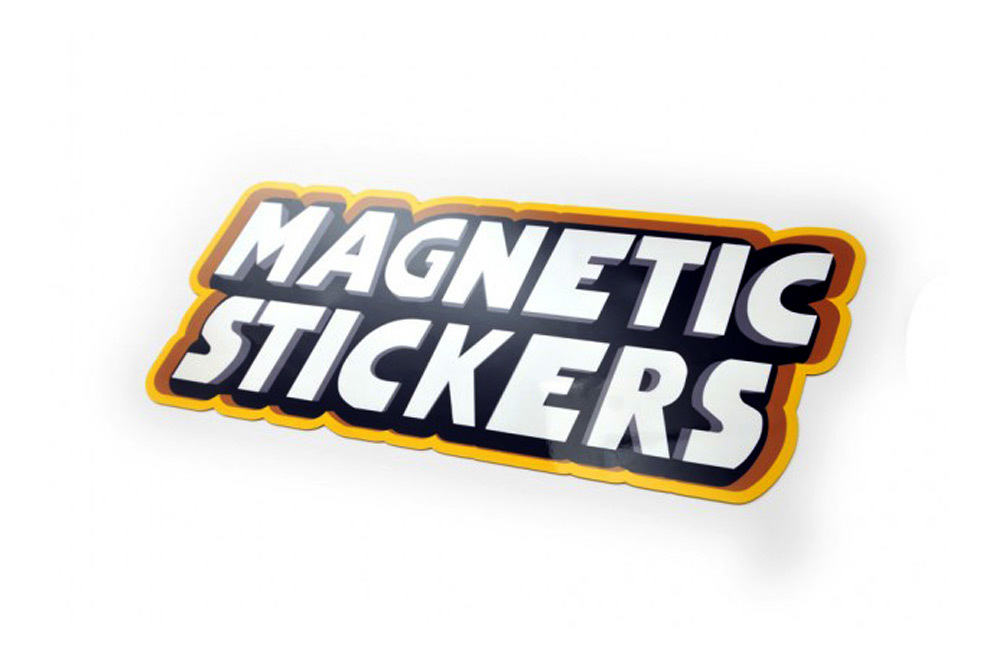 magneet sticker
