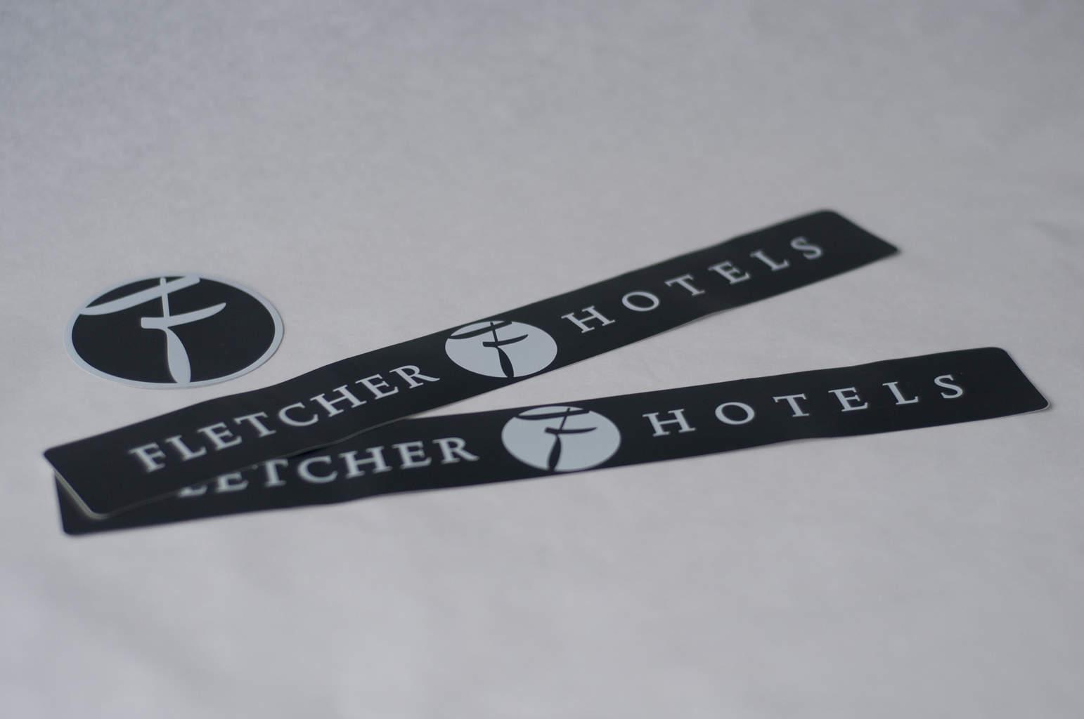 Fietsframe stickers