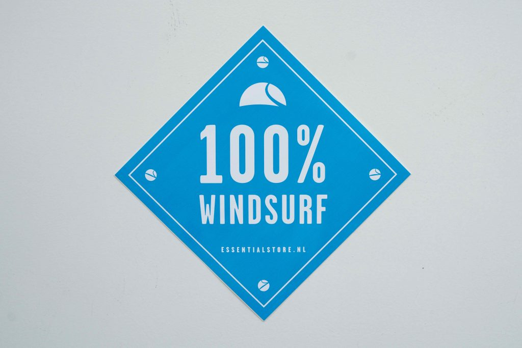 Windsurf sticker